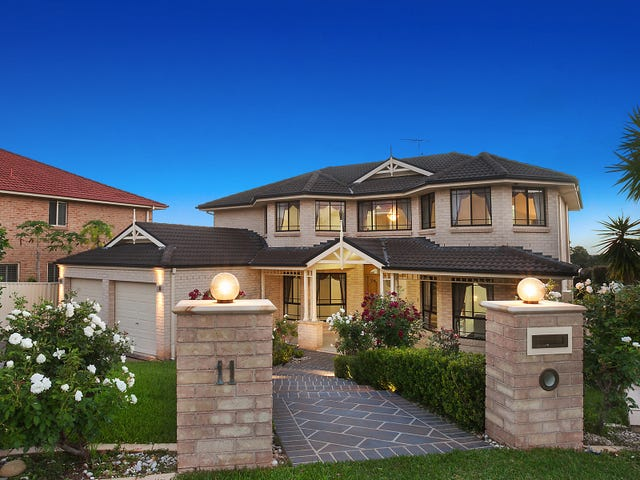 11 Northwood Place, Castle Hill, NSW 2154