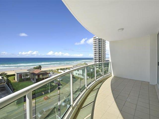 'Pacific Views' 5 Woodroffe  Avenue, Main Beach, Qld 4217