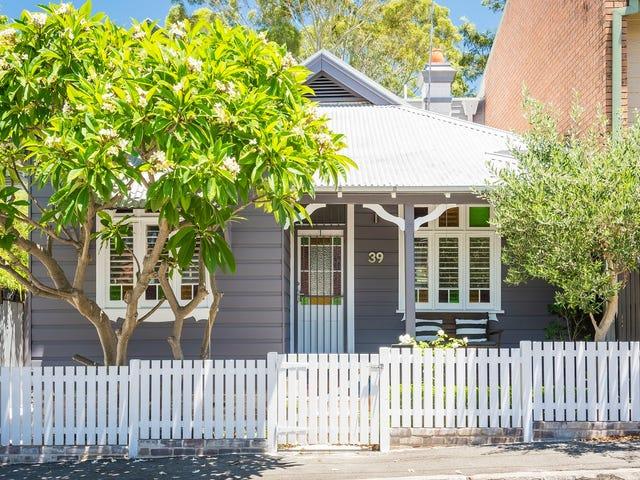 39 Cook Street, Rozelle, NSW 2039