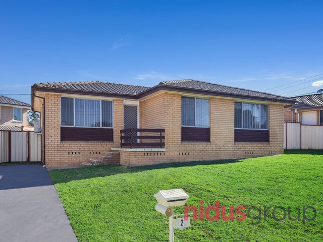 2 Orion Street, Rooty Hill, NSW 2766