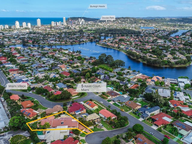 5 Kevin Court, Miami, Qld 4220