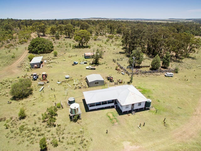 250 Vonhoffs Road, Highland Plains, Qld 4401