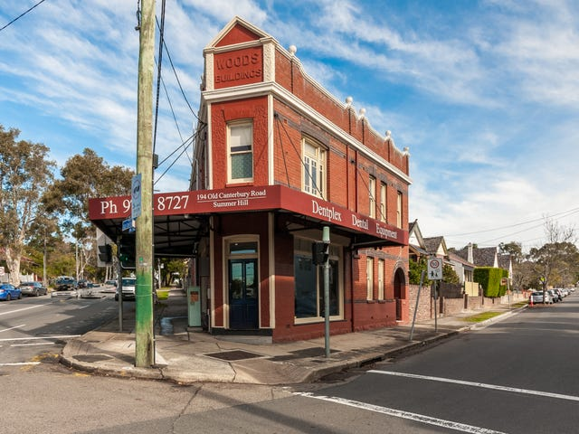 194 Old Canterbury Road  |  2A Junction Road, Summer Hill, NSW 2130