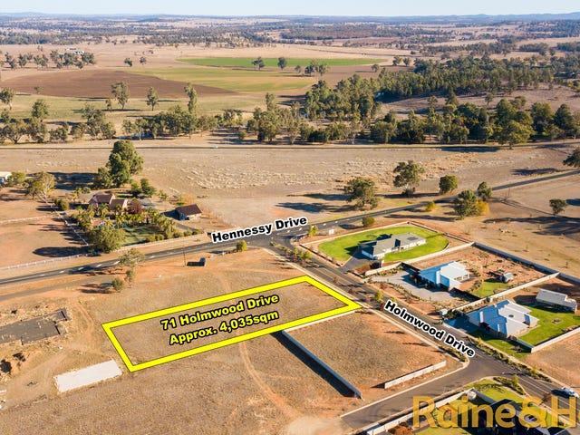 71 Holmwood Drive (Lot 119 Macquarie View Estate), Dubbo, NSW 2830