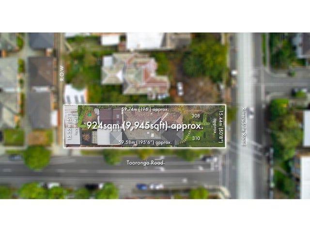 308-310 Riversdale Road, Hawthorn East, Vic 3123