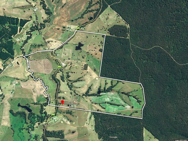 3775 Lavers Hill - Cobden Road, Kennedys Creek, Vic 3239