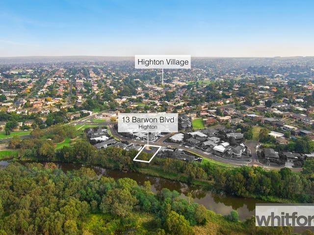 13 Barwon Boulevard, Highton, Vic 3216