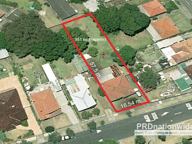1 Jarrett Street, Clemton Park, NSW 2206