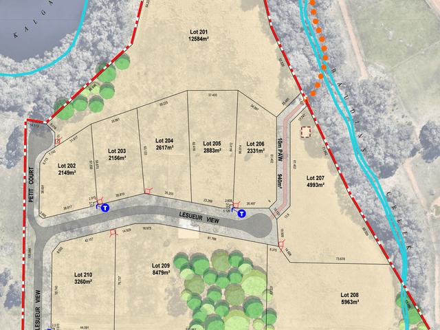Lot 204, Lesueur  View, Kalgan, WA 6330