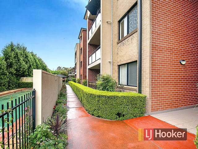 Apartment 45/12-18 Hume Avenue, Castle Hill, NSW 2154