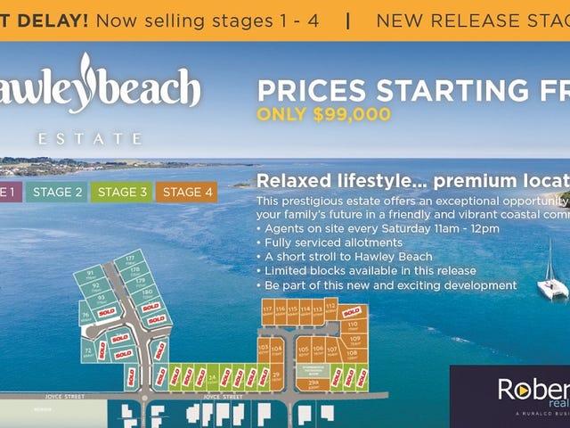 0 Hawley Beach Estate, Hawley Beach, Tas 7307