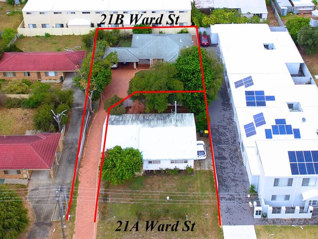 21A & 21B Ward Street, Mandurah, WA 6210