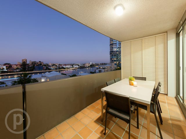 5042/55 Baildon Street, Kangaroo Point, Qld 4169
