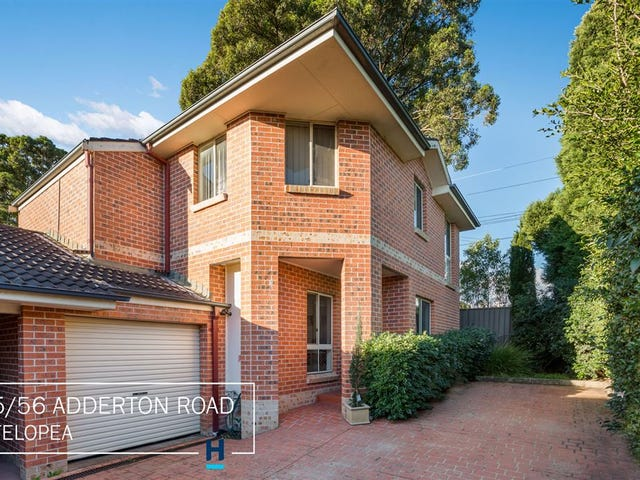 5/56 Adderton Road, Telopea, NSW 2117