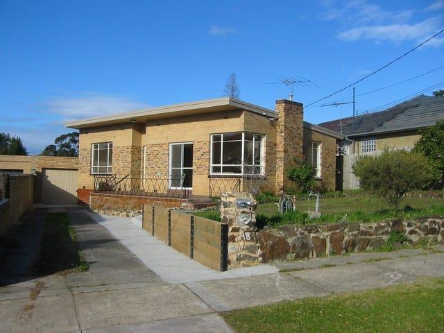 18 Raymond Court, Oakleigh East, Vic 3166