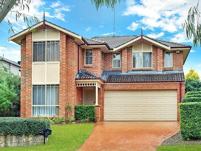 9 Kirkcaldy Circuit, Kellyville, NSW 2155