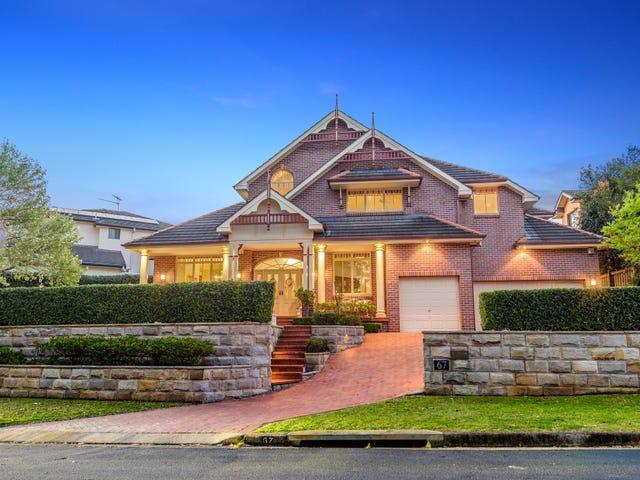 67 Balintore Drive, Castle Hill, NSW 2154