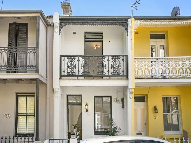 22 Dudley Street, Paddington, NSW 2021