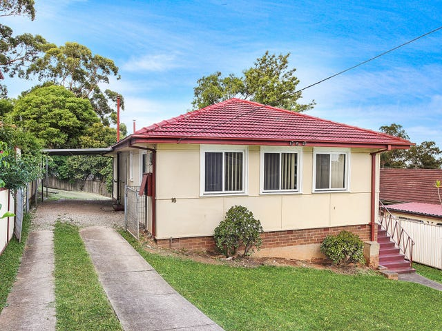 16 St Johns Road, Heckenberg, NSW 2168