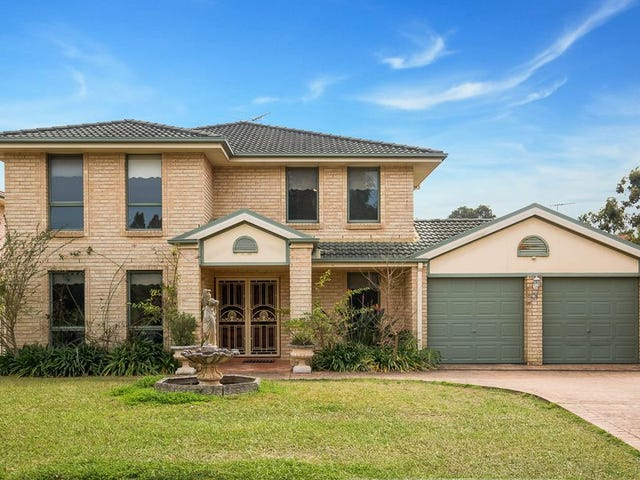 3 Cobblers Close, Kellyville, NSW 2155