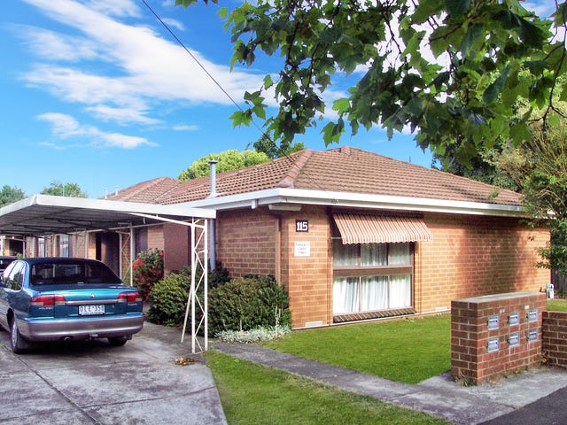 3/115 ALBERT STREET, Ballarat Central, Vic 3350