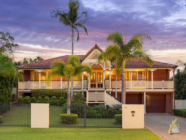 20 McConnell Crescent, Brookfield, Qld 4069