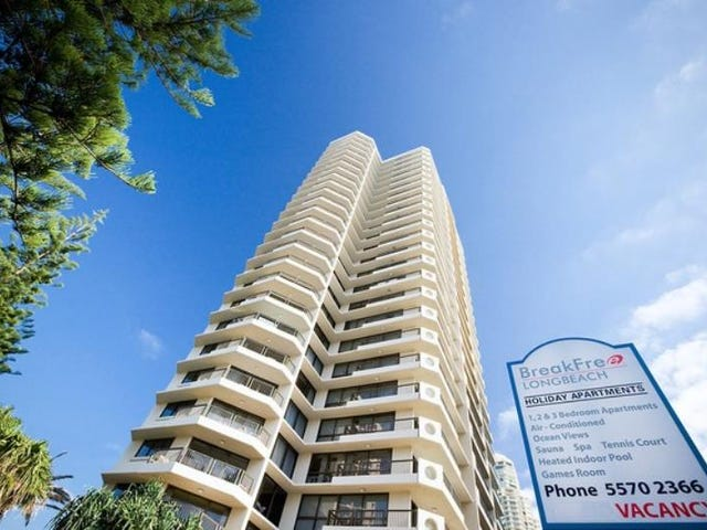 901/18 NORTHCLIFFE TERRACE, Surfers Paradise, Qld 4217