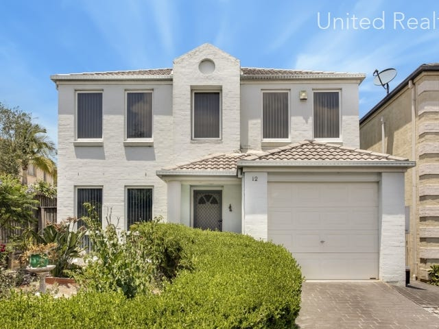 12 Spencer Road, Cecil Hills, NSW 2171