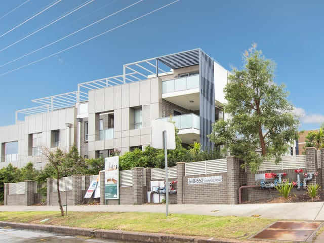 4/548 Liverpool Road, Strathfield South, NSW 2136
