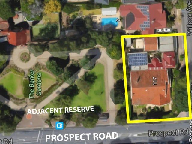 117 Prospect Road (Corner of Willcox Avenue), Prospect, SA 5082