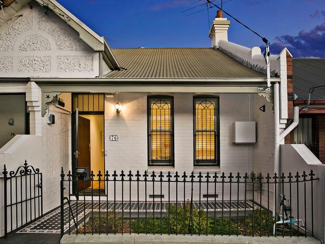 76 Dickson Street, Newtown, NSW 2042