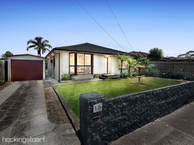 15 Seccull Drive, Chelsea Heights, Vic 3196