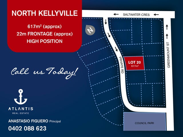 Lot 20 At Junction Greenmount And  Saltwater Cres, Kellyville, NSW 2155