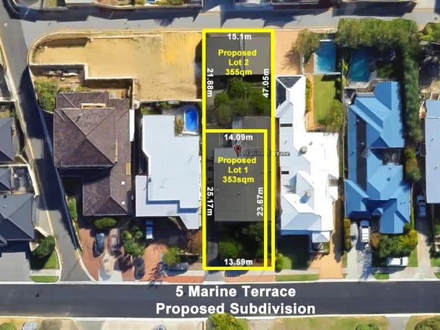 5 Marine Terrace, Sorrento, WA 6020