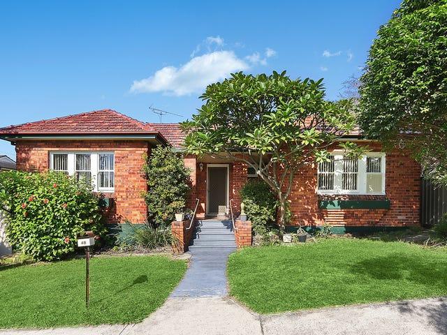 48 Grosvenor Road, South Hurstville, NSW 2221