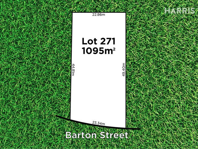 18 (lot 271) Barton Street, Port Elliot, SA 5212