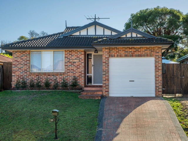 15 Sorenson Crescent, Glenmore Park, NSW 2745