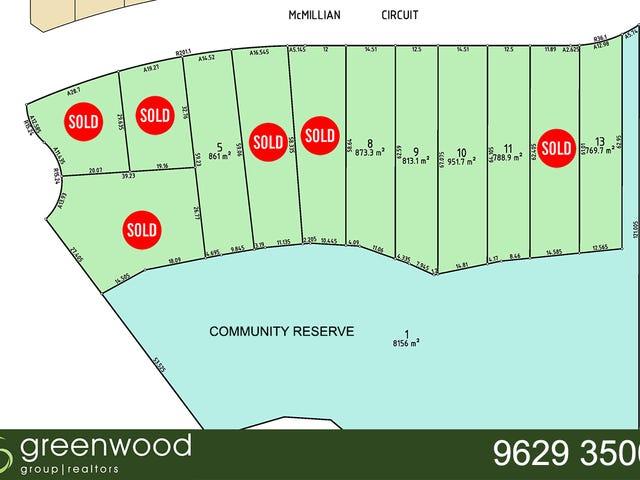 Lot 2-13 Gum Nut Close, Kellyville, NSW 2155