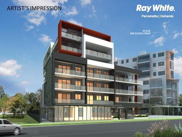 86-88 Railway Terrace, Merrylands, NSW 2160