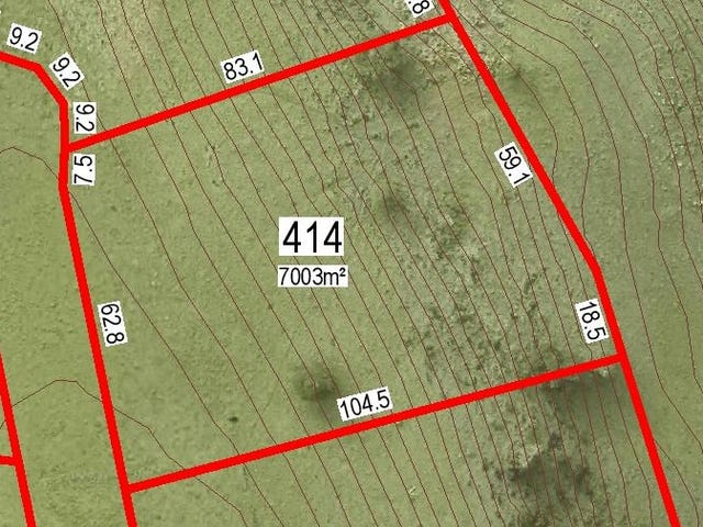 Lot 414 Spurfield Road, McLeans Ridges, NSW 2480