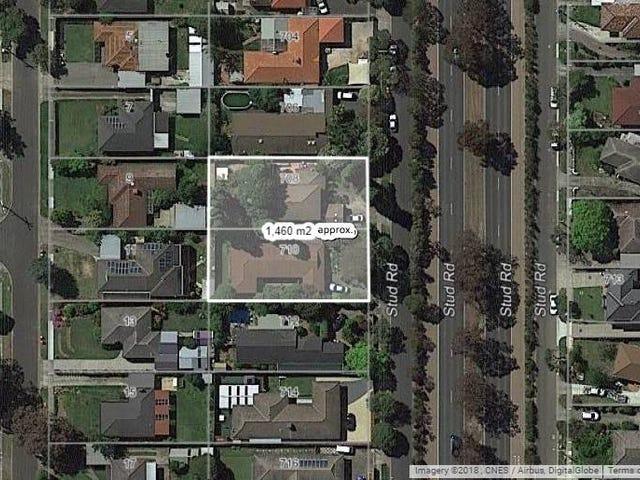 708-710 Stud Road, Scoresby, Vic 3179