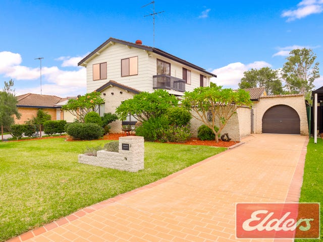3 KIPPAX PLACE, St Clair, NSW 2759