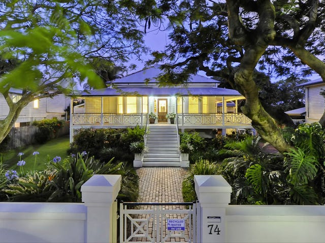 74 Adelaide Street, Clayfield, Qld 4011