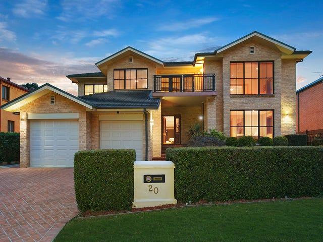 20 Barrack Circuit, Macquarie Links, NSW 2565