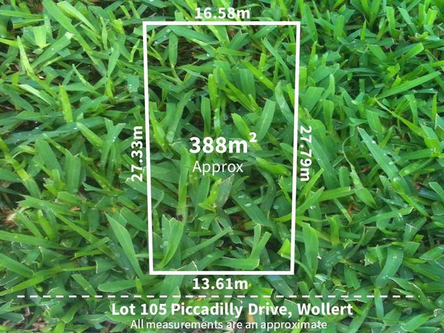Lot 105 Piccadilly Drive, Wollert, Vic 3750