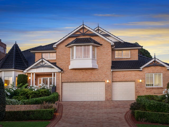4 Huntingdale Circle, Castle Hill, NSW 2154