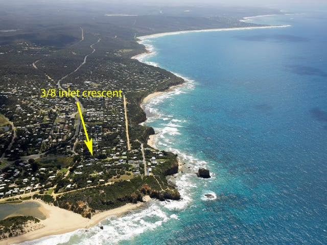 3/8 Inlet Crescent, Aireys Inlet, Vic 3231