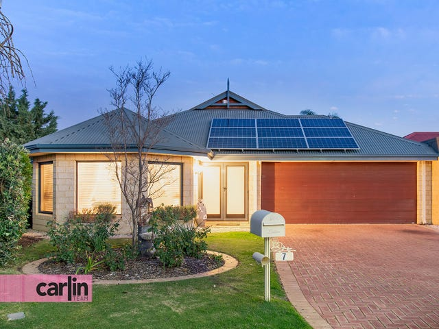 7 Sherbourne Corner, Success, WA 6164