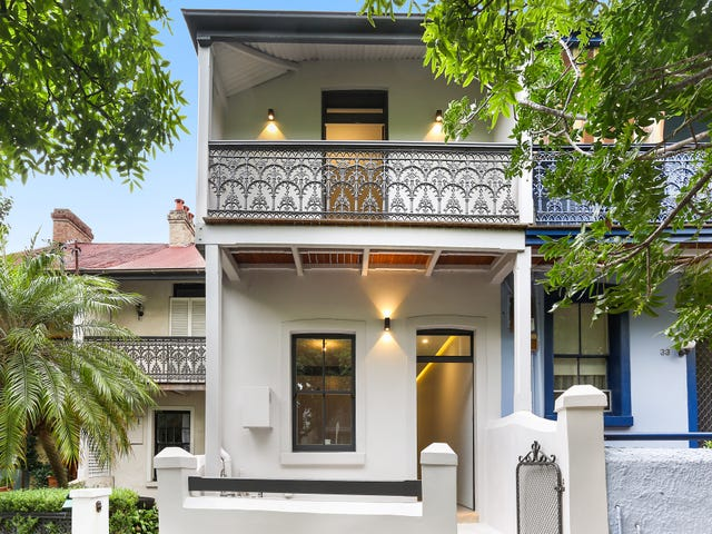 35 Campbell Avenue, Paddington, NSW 2021