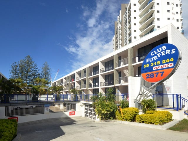 7 & 33/2877 Gold Coast Highway, Surfers Paradise, Qld 4217